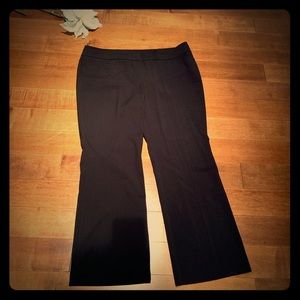 Loft Black dress pants